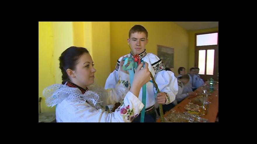 Video NO COMMENT: Velikonoce ve Vlčnově