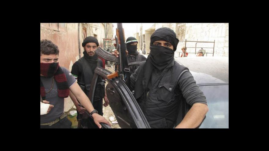 Video Příměří v Sýrii zatím v nedohlednu
