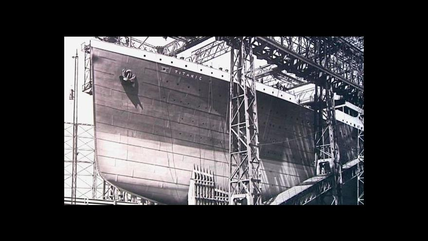Video Ze Southamptonu vyplul novodobý Titanic