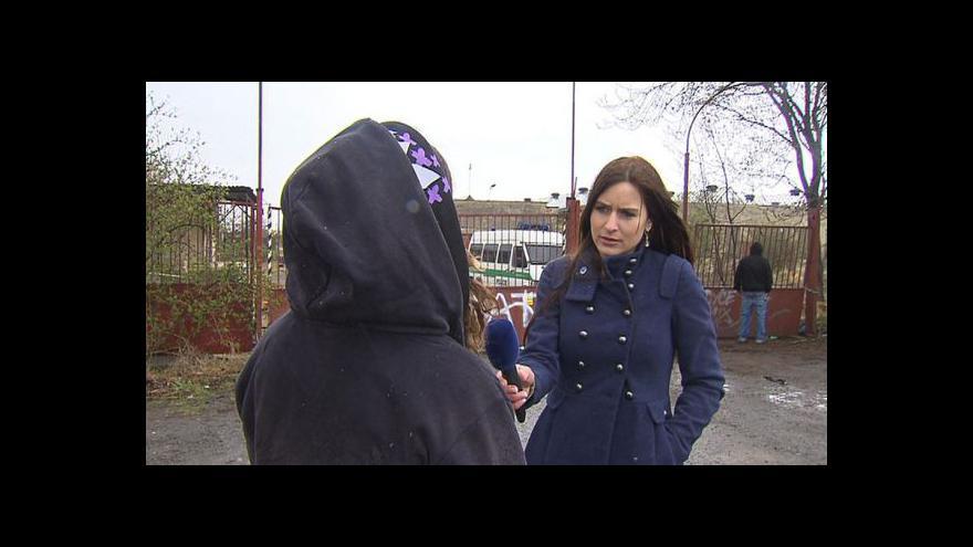 Video Reportáž Alexandry Noskové