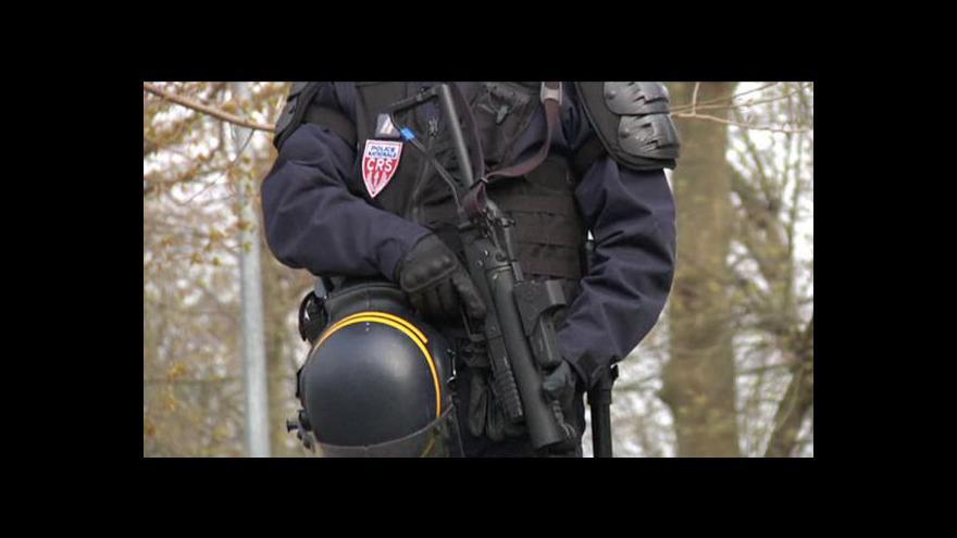Video Řádí ve Franciii sériový vrah?