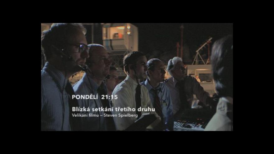 Video Ukázka z filmu Blízká setkání třetího druhu