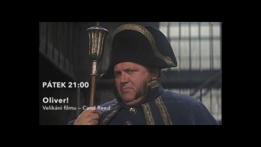 Video Ukázka z filmu Oliver!