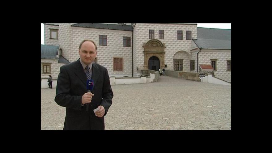Video Reportáž Přemysla Šrámka a Michala Klokočníka