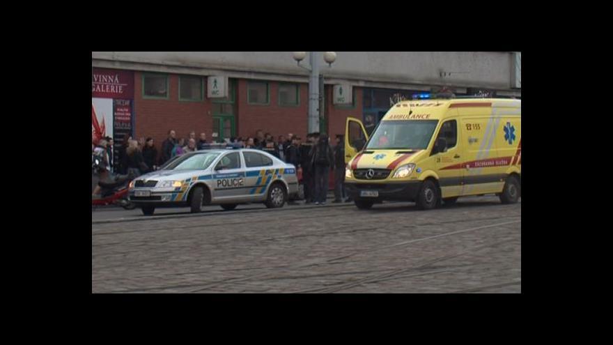 Video NO COMMENT: Lupiči v centru Brna postřelili směnárníka, chytili je dva policisté v civilu