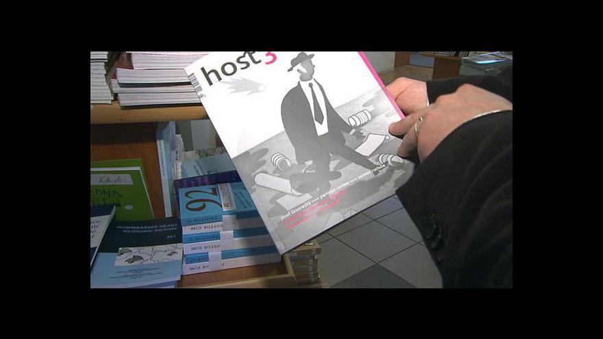 Video Rozhovor s Joachimem Dvořákem a Radkem Zdráhalem