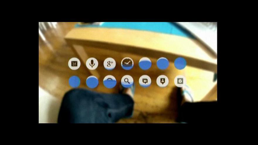 Video Google představil zázračné brýle
