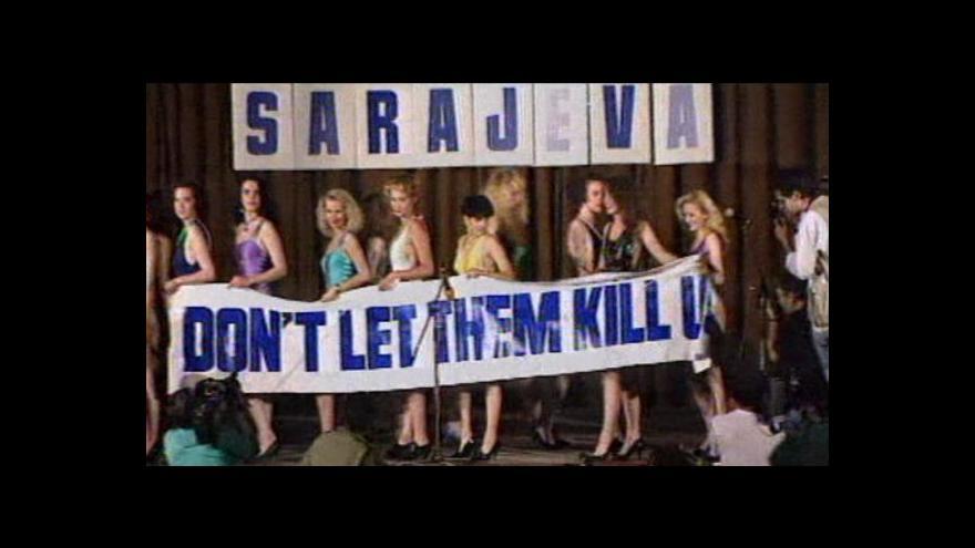 Video Reportáž o Miss Sarajevo