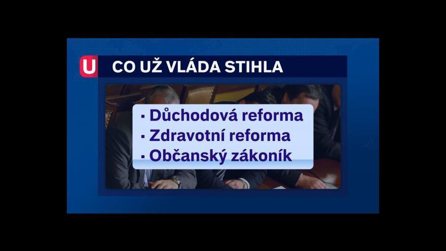 Video Reportáž Lukáše Dolanského a rozhovor s Miroslavem Kalouskem