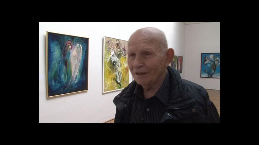 Video Jaroslav Pecka o své inspiraci a technice