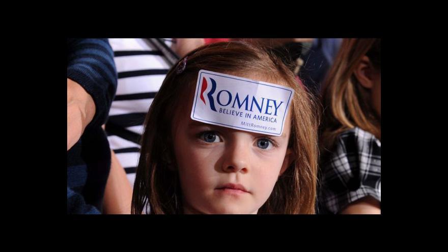 Video Romney bodoval v dalších státech