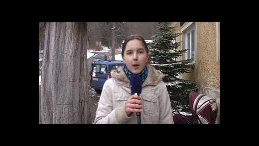 Video Reportáž Šárky Jakoubkové