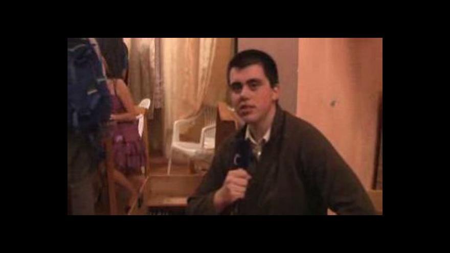 Video Reportáž Oldřicha Pokorného
