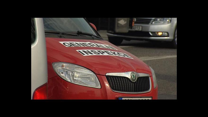 Video Telefonát policejní mluvčí Radky Sandorové