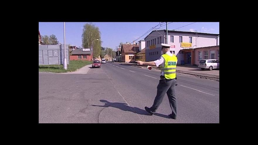 Video Dopravní policie se připravuje na Velikonoce