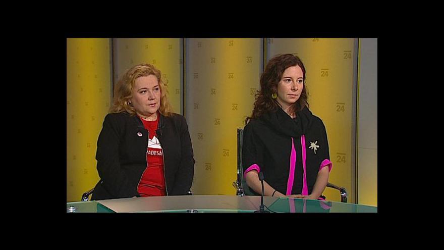 Video Rozhovor se Zuzanou Dražilovou a Ivou Jestřábovou
