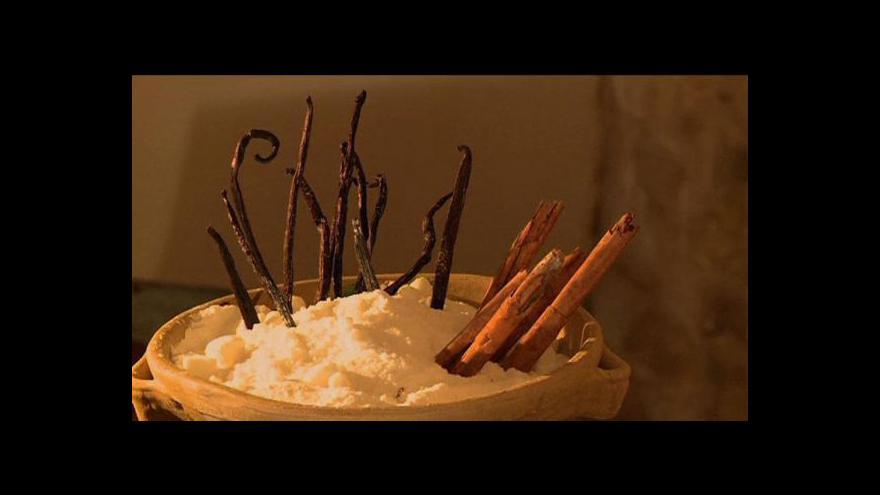 Video Ekonomika ČT24: Drahá vanilka