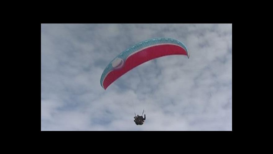 Video No comment: Létání na Pálavě