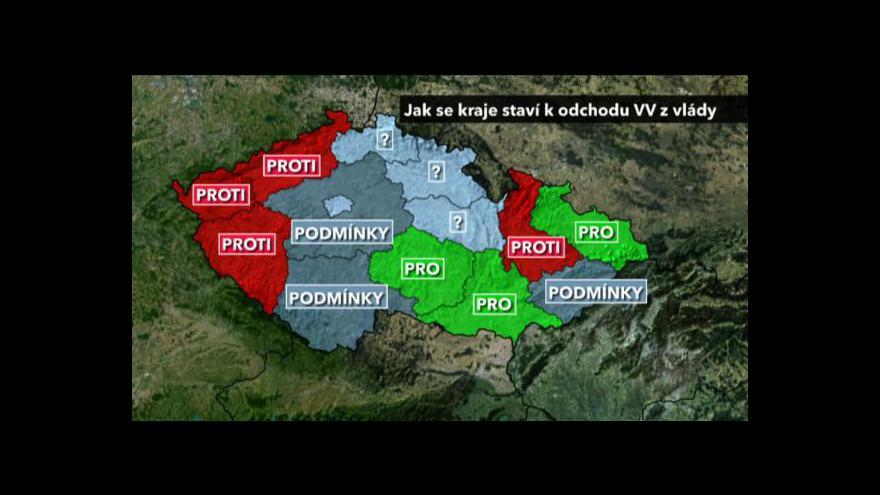 Video Grémium VV má rozhodnout o setrvání v koalici