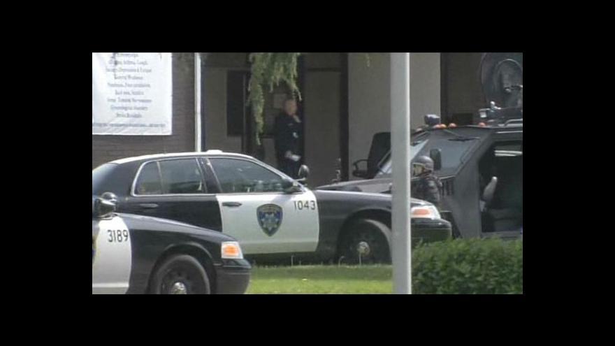 Video Oakland: 7 mrtvých a 3 zranění