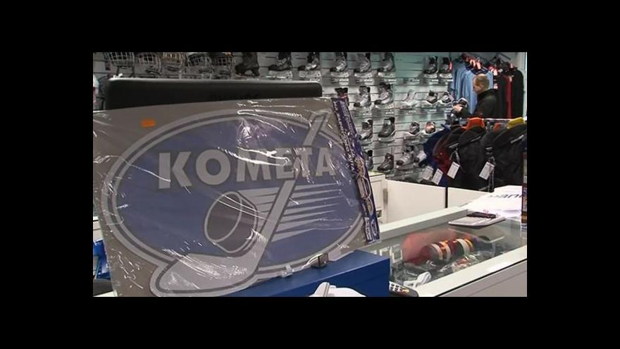 Video NO COMMENT: Brno žije modrobílou euforií