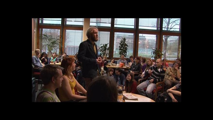 Video Představení Divadla Šavgoč na Brněnském lunaparku 2012