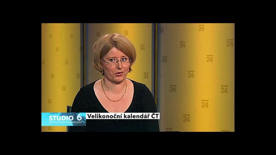 Video Rozhovor s Veronikou Součkovou