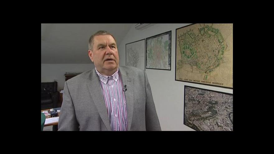 Video Hovoří vedoucí magistrátního odboru památkové péče Martin Zedníček