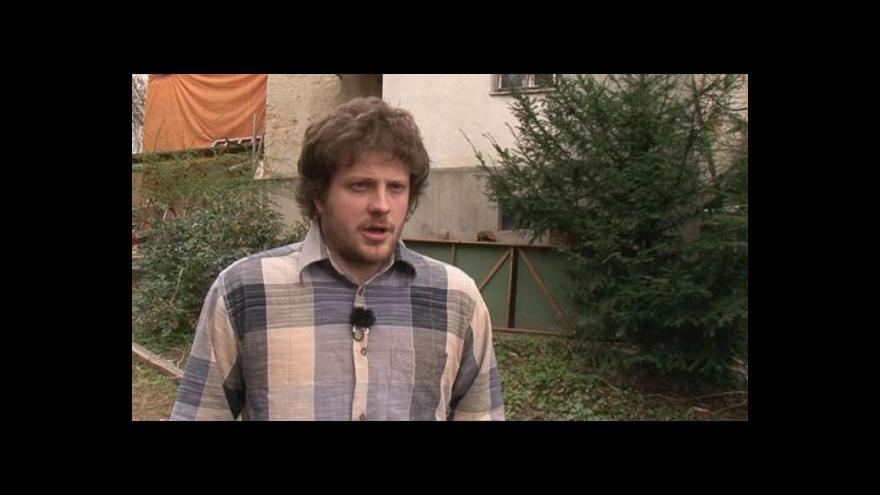 Video Hovoří Matěj Hollan z občanského sdružení Brnění