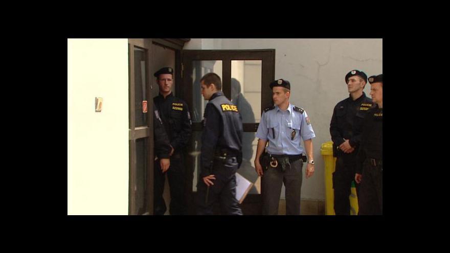 Video Změny ve vedení části policejních útvarů