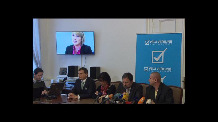 Video Reportáž Vladimíra Keblůška
