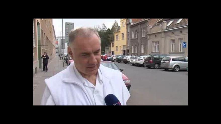 Video Hovoří opoziční zastupitel Daniel Rychnovský (KDU-ČSL)
