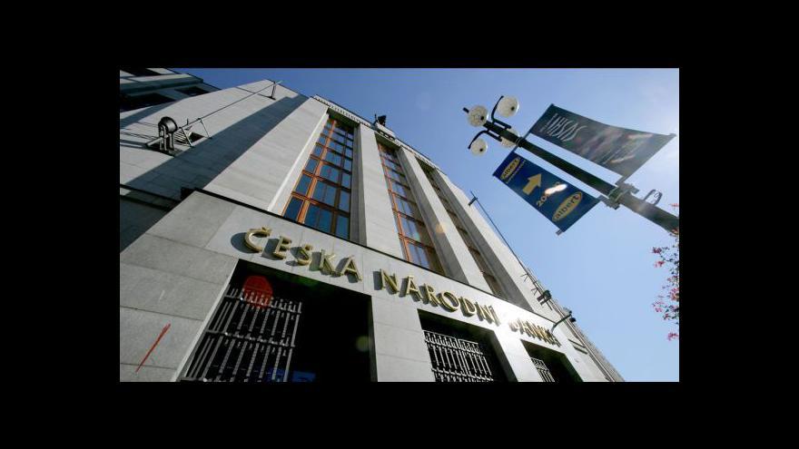 Video Zahraniční dluh a dluhy domácností podle ČNB