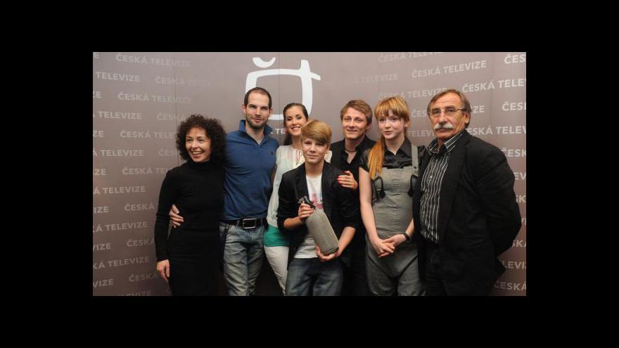 Video Rozhovor s Janou Bernáškovou a Rudolfem Merknerem