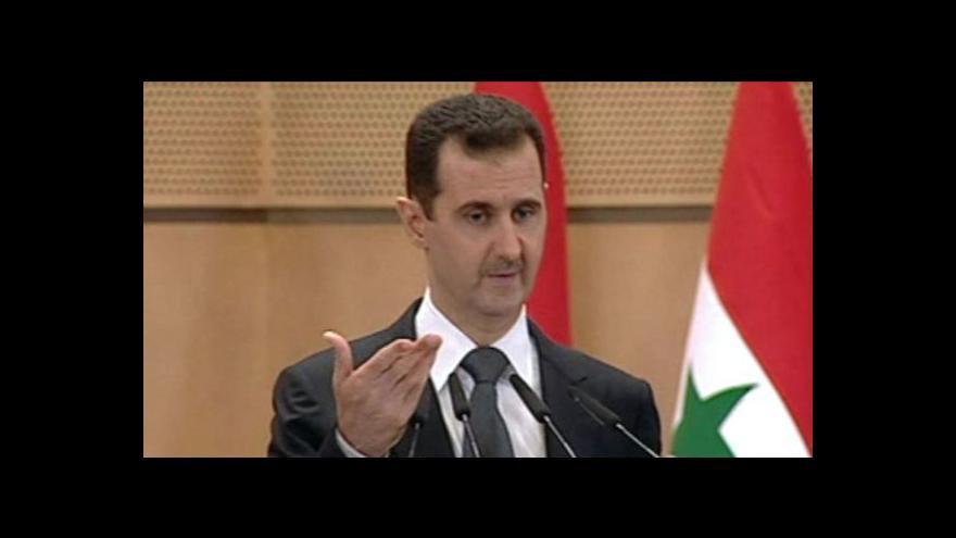 Video Syřané se dočkají britských liber