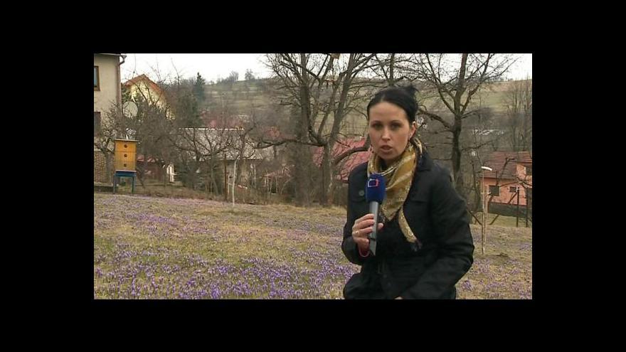Video Reportáž Gabriely Sluštíkové