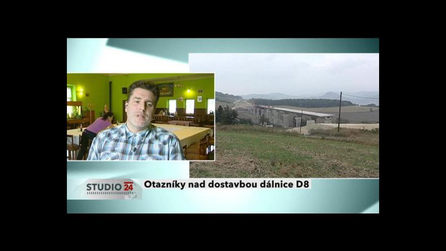 Video Rozhovor s Alešem Navarou