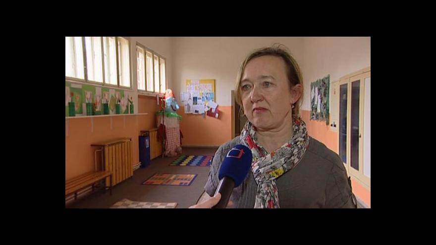 Video Dana Havlenová, maminka jednoho z dětí