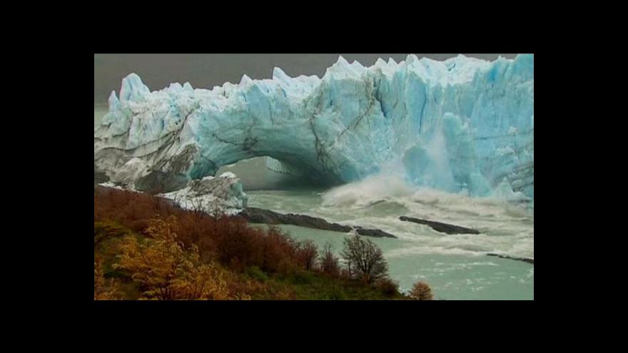 Video Klimatické změny děsí svět