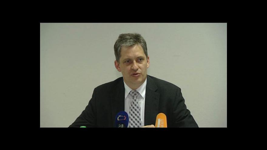 Video TK ČSSD k financování politických stran