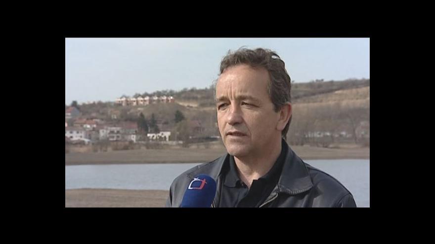 Video Starosta Velkých Pavlovic k biocentru Zahájka