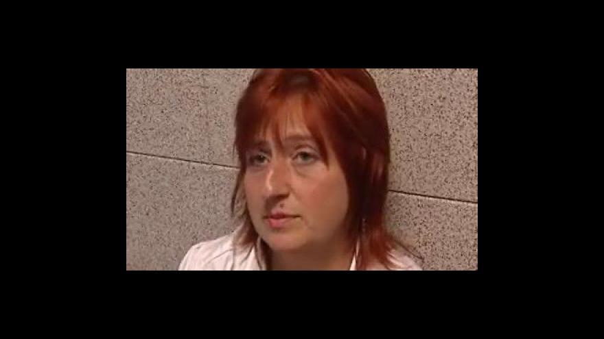 Video Učitelka sražených dětí o události