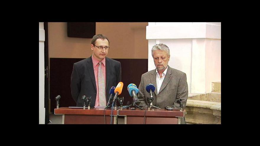 Video TK předsedy sněmovní komise Richarda Dolejše