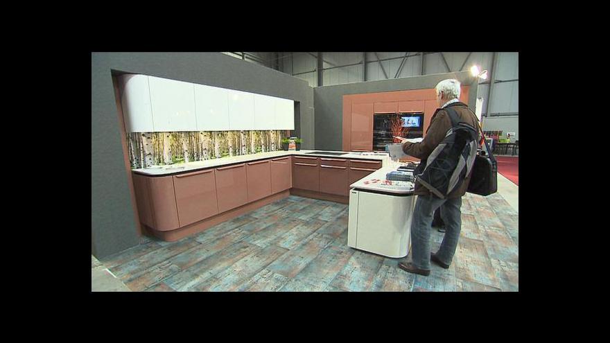 Video Tuzemským nábytkářům se loni podařilo zastavit pokles odvětví