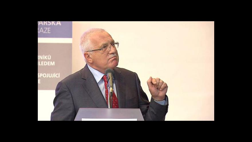 Video Seminář Centra pro ekonomiku a politiku o strukturálním deficitu