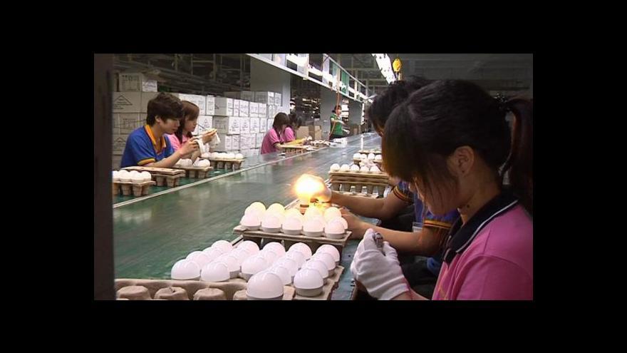 Video Čína možná brzy přijde o nálepku země s levnou pracovní silou