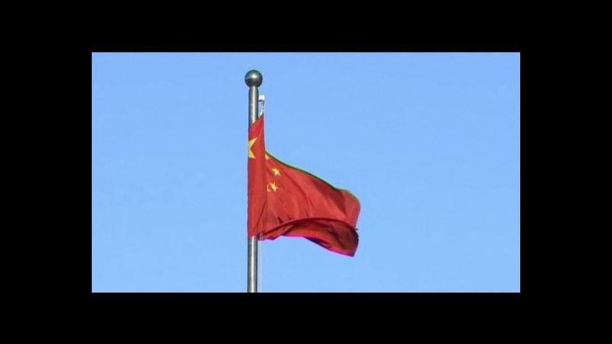 Video Čínská pracovní síla tématem Ekonomiky ČT24
