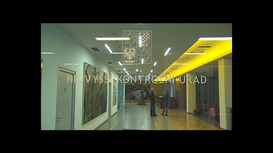 Video Reportáž Zuzany Tvarůžkové, vstup Richarda Samka