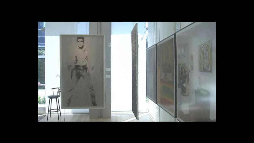 Video Sotheby's nabízí další exkluzivní dílo