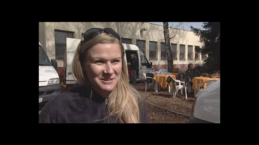 Video Produkční Alexandra Burianová